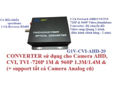 CONVERTER QUANG 1CH 960P+RS485