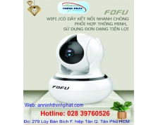 CAMERA FOFU WIFI FF-8120WP/W VSMAHOME